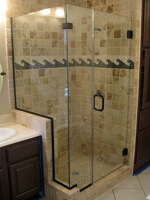 Custom Designed Showers in Seattle & Puget Sound - Cascade Glass